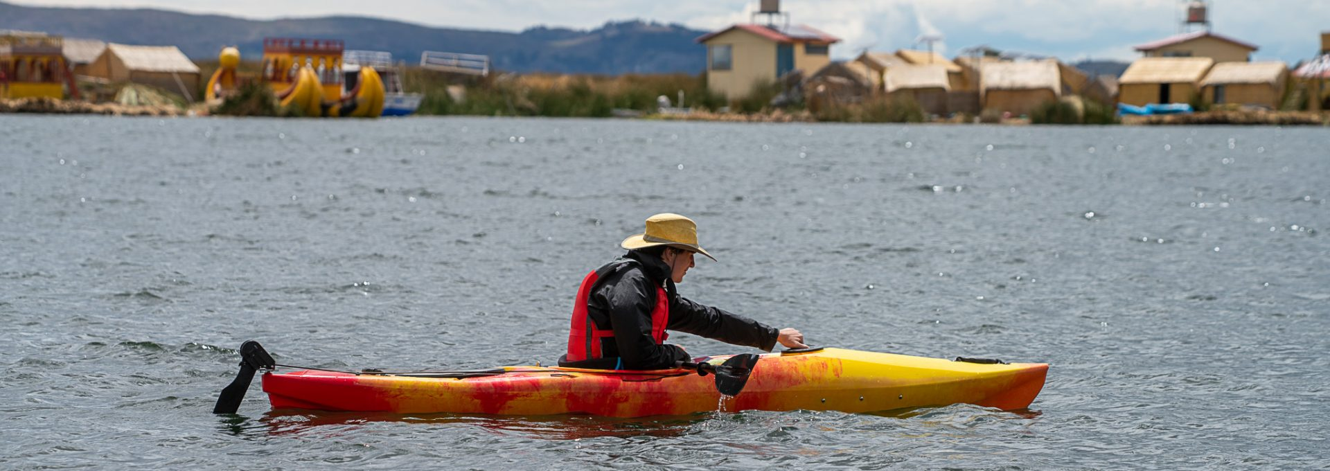 Sacred Lake Titikaka